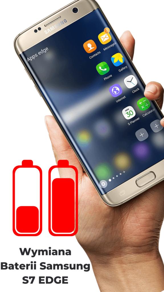 Wymiana baterii Samsung